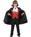 Dracula kostuum kinderen 6-8 jaar Multi