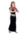 Egyptische prinses jurk voor meisjes 7-9 jaar Multi