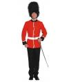 Engelse soldaat kostuums voor volwassenen 50 (M) Multi