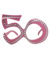 Party bril 50 jaar