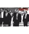 Reservoir Dogs Lets Go To Work maxi poster 91 x 61 cm