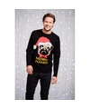 Foute heren kersttrui Merry Pugmas One size Multi