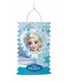 Blauwe Frozen treklampion