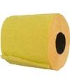 Toiletpapier geel