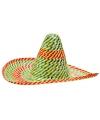 Sombrero in diverse kleuren 50 cm