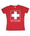 Fun girly shirt Get Laid Kit