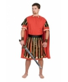 Gladiator kostuum heren 56-58 (2XL/3XL) Multi