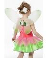 Elfen verkleed vleugels voor kinderen groen