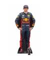 Red Bull coureur Max Verstappen deco bord