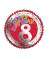 8 jaar helium ballon