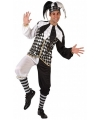 Harlekijn clownspak voor heren 52 (L) Multi