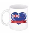 I love Nieuw Zeeland mok / beker 300 ml