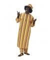 Heren kostuum Afrika M Multi