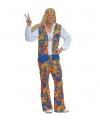 Verkleedkleding Hippie kostuum
