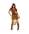 Holbewoonster Ayla kostuum/set voor dames XS/S (34-36) Multi