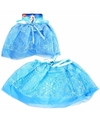 Blauwe petticoat met ijssterren voor meisjes