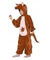 Kangoeroe kostuums voor kinderen 92 Bruin