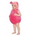 Knorretje peuter kostuum Winnie de Poeh 18-24 maanden (86-92) Roze