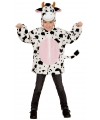 Koeien verkleedkleding trui voor kinderen 104 Multi