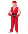 Kung Fu strijder kostuums voor kinderen