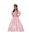 Prinsessen kostuum voor meisjes roze