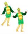 Luxe groene vogel outfit voor volwassenen XL Groen