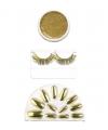 Cosmetica set goud