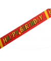 6 meter tape Happy Birthday
