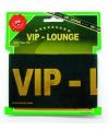 Afzetlint VIP lounge 6 meter