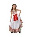 Meisjes Carnavalskleding Mexicaanse dame 104 (3-4 jaar) Multi