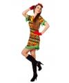 Mexicaanse kleding dames 38 (M) Multi
