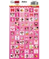 Kinder stickers Minnie Mouse