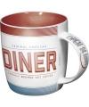 Koffiebeker American diner 33 cl