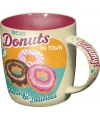 Koffiebeker donuts 33 cl