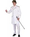 Napoleon verkleedjas wit 50-52 (M/L) Wit