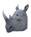 Neushoorn masker voor volwassenen