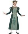 Ogre prinses Fiona kostuum voor meisjes 145-158 (10-12 jaar) Groen