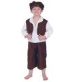 Oliver Twist kostuum voor kinderen 116 - 4-6 jr Multi
