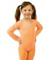 Oranje kinderbody