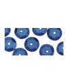 Blauwe pailletten 500 stuks