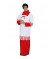 Pastoor kostuum voor heren M Multi