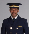Luxe piloten hoed
