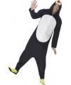 Pinguin huispak voor volwassenen 44-46 (L) Multi