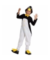 Pinguin Tux verkleedkleding voor kinderen 116 (5-6 jaar) Multi