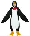 Pinguin verkleed kleding volwassenen S Multi