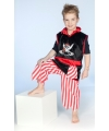 Piraten kostuum Gregg voor jongens 3-4 jaar (98-104) Multi