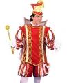 Prins Carnaval pakken voor heren 56-58 (2XL/3XL) Multi