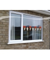 Sinterklaas raamdecoratie stickers