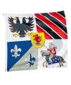 Ridder thema vlaggen 100 x 95 cm