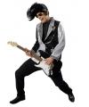 Rock en Roll jasje met pailleten 46/48 Multi